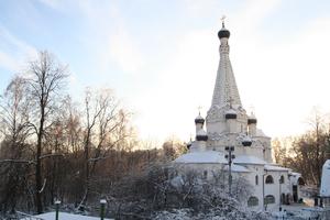Храм Покрова Пресвятой Богородицы в Медведково: фото