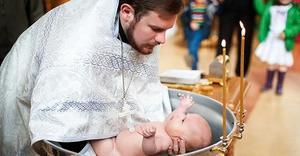 Александра Сергеевича Пушкина крестили на восьмой день после рождения