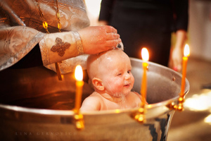 Крещение ребенка - как подготовиться, особенности крещения