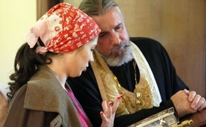 общение со священником в храме