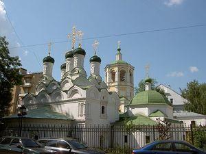 История строительства Успенского храма в Путинках