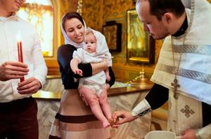 Крестные родители для девочки