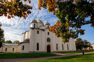 Софийский Собор. Осень 2016 года