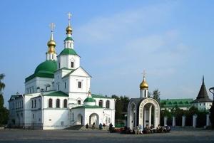 Свято-Даниловский мужской монастырь