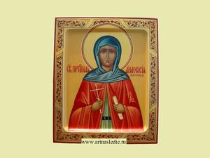 Юная мученица Анастасия