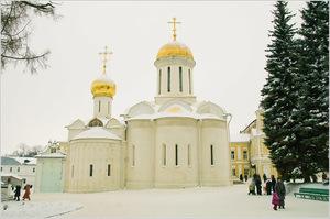 Троицкий собор на Зилантовой горе