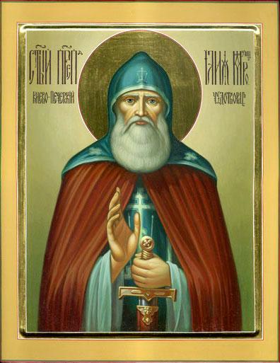 Преподобный Илия Муромец, Печерский (ок 1188)